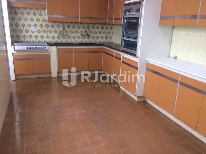 Copa-cozinha - Apartamento Leblon 3 Quartos Aluguel - LAAP32301 - 30