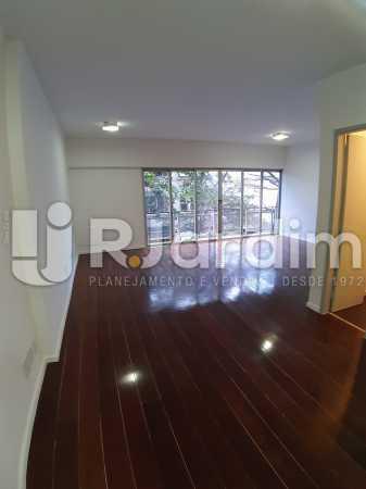 Salas de jantar e estar - Apartamento Urca 4 Quartos Aluguel - LAAP40839 - 3