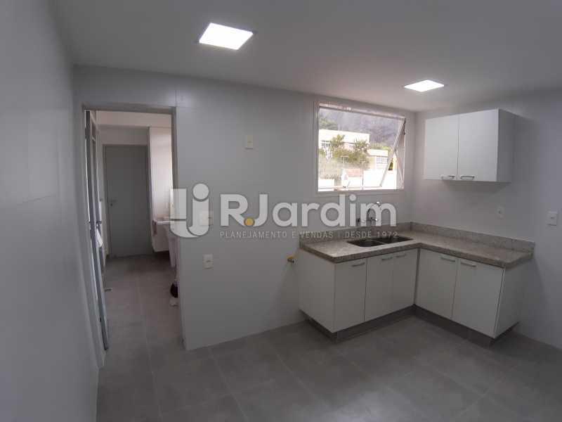 Copa-cozinha - Apartamento Urca 4 Quartos Aluguel - LAAP40839 - 12