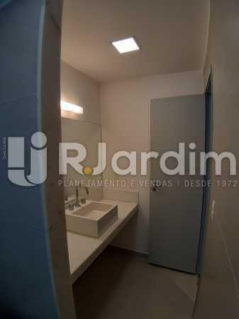 Banheiro social - Apartamento Urca 4 Quartos Aluguel - LAAP40839 - 5