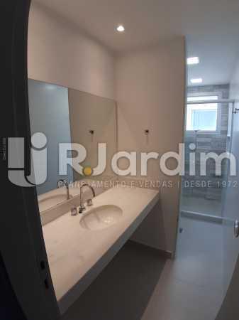 Banheiro suíte - Apartamento Urca 4 Quartos Aluguel - LAAP40839 - 11