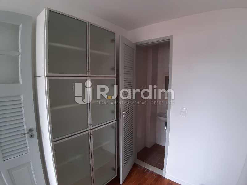 Área e banheiro de serviço - Apartamento Urca 4 Quartos Aluguel - LAAP40839 - 14