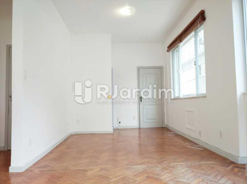 sala - apartamento com 2 quartos, frente, jardim botanico - LAAP21656 - 3
