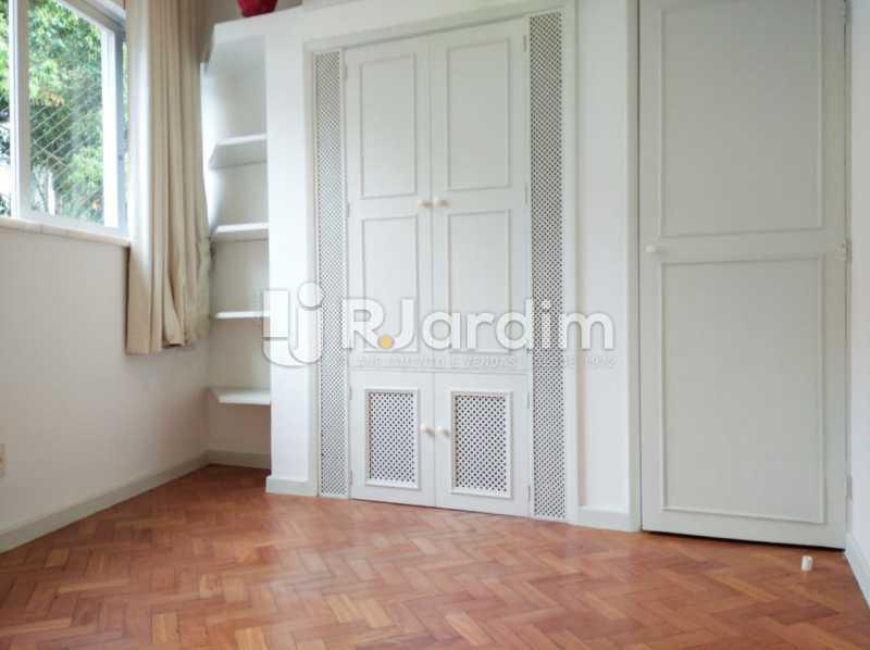 quarto1 - apartamento com 2 quartos, frente, jardim botanico - LAAP21656 - 5