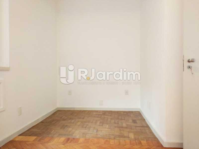 quarto2 - apartamento com 2 quartos, frente, jardim botanico - LAAP21656 - 8