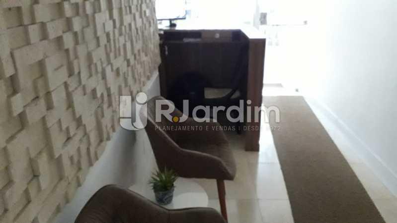 Portaria com Cameras  - Apartamento Lagoa 2 Quartos Aluguel - LAAP21657 - 21