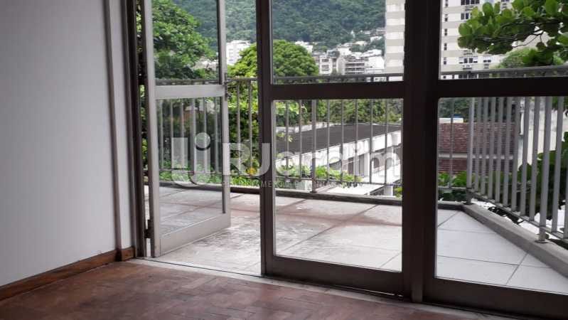 Acesseo a Varanda - Apartamento Lagoa 2 Quartos Aluguel - LAAP21657 - 6