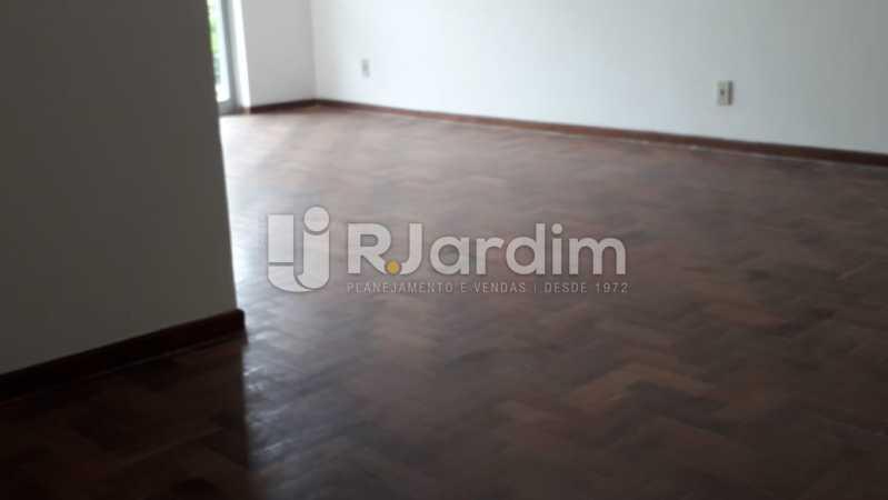 Sala de Jantar em L  - Apartamento Lagoa 2 Quartos Aluguel - LAAP21657 - 5