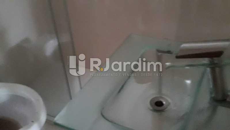 Banheiro Suíte  - Apartamento Lagoa 2 Quartos Aluguel - LAAP21657 - 11