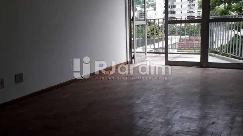 Salão - Apartamento Lagoa 2 Quartos Aluguel - LAAP21657 - 7