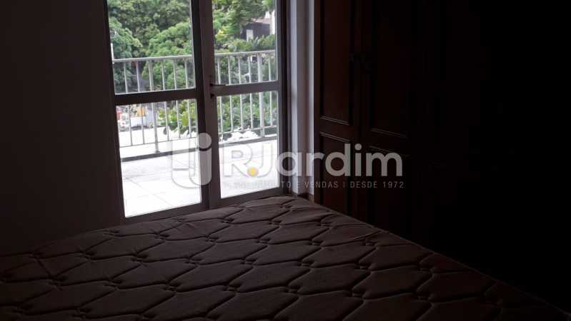 1° Quarto Suíte  - Apartamento Lagoa 2 Quartos Aluguel - LAAP21657 - 10