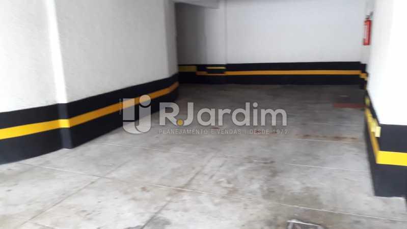 Acesso Garagem  - Apartamento Lagoa 2 Quartos Aluguel - LAAP21657 - 23