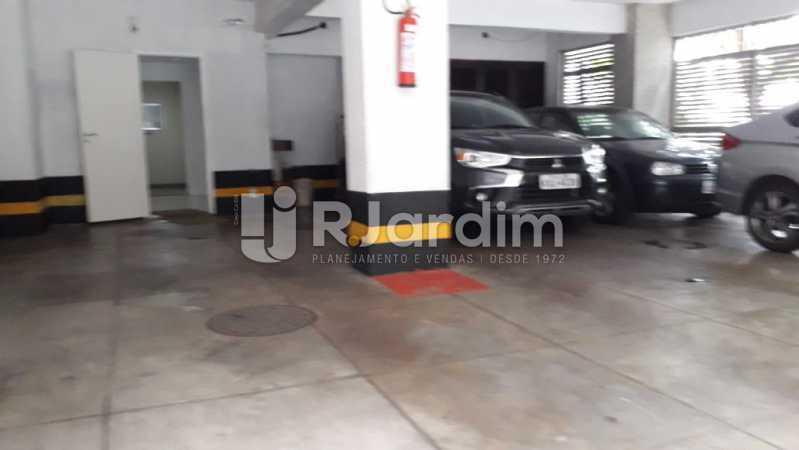 Garagem - Apartamento Lagoa 2 Quartos Aluguel - LAAP21657 - 22