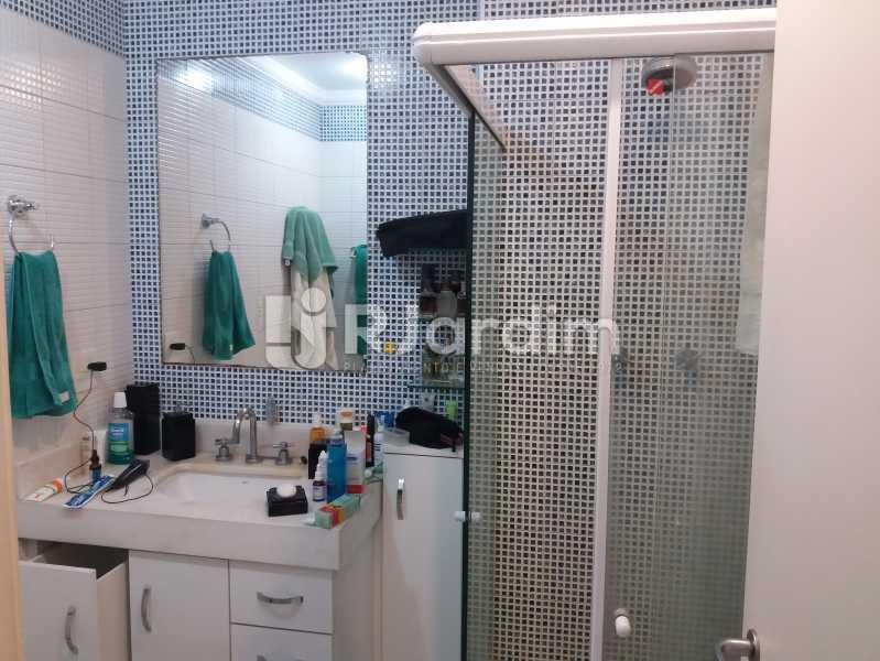 Banheiro suíte 2 - Apartamento Leblon 4 Quartos - LAAP40842 - 15