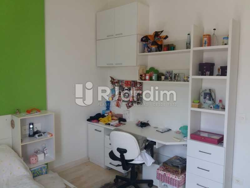 Quarto 2 - Apartamento Leblon 4 Quartos - LAAP40842 - 19