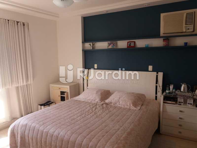 Suíte 1 - Apartamento Leblon 4 Quartos - LAAP40842 - 10