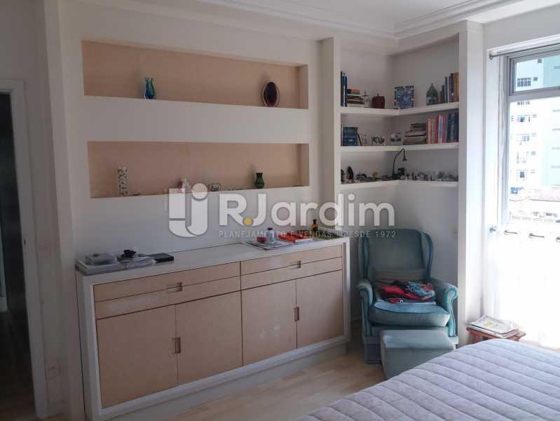 Suíte 1 - Apartamento Leblon 4 Quartos - LAAP40842 - 11