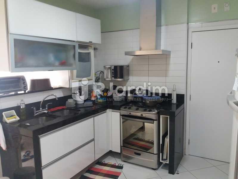 Cozinha - Apartamento Leblon 4 Quartos - LAAP40842 - 24