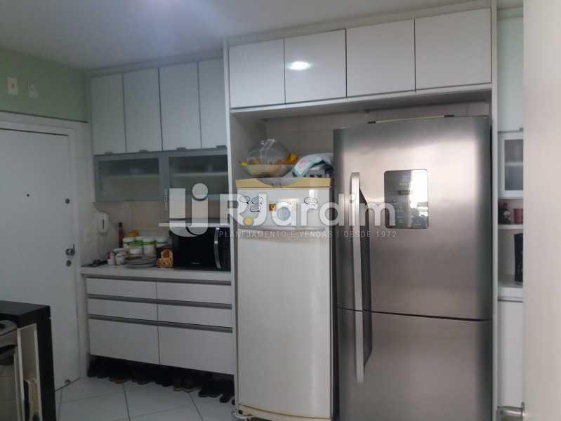 Cozinha - Apartamento Leblon 4 Quartos - LAAP40842 - 25