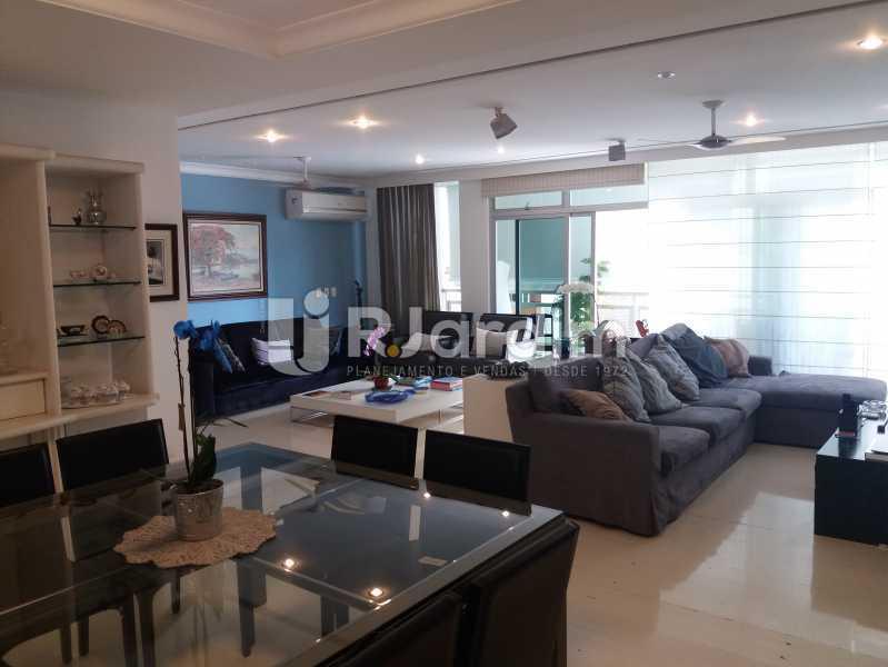 Salas - Apartamento Leblon 4 Quartos - LAAP40842 - 4