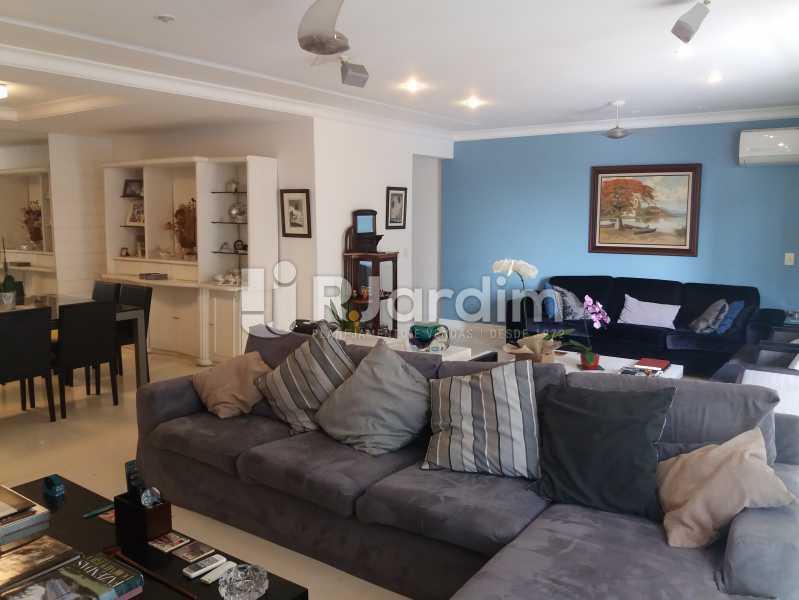 Living - Apartamento Leblon 4 Quartos - LAAP40842 - 5