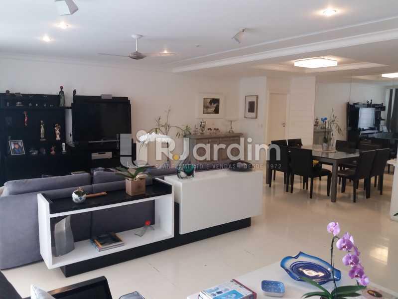 Sala  - Apartamento Leblon 4 Quartos - LAAP40842 - 8