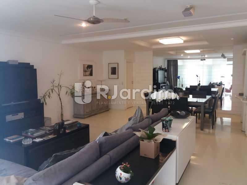 Sala - Apartamento Leblon 4 Quartos - LAAP40842 - 9