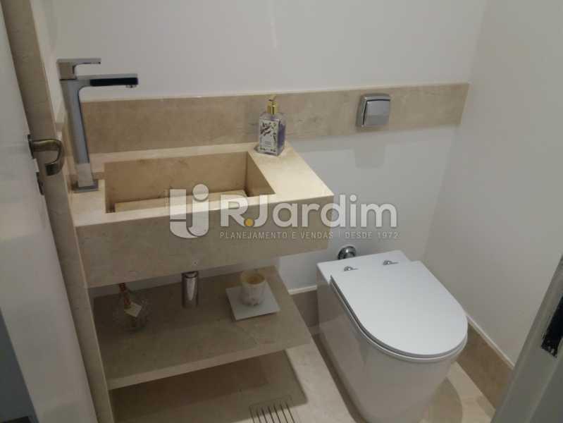 Lavabo - Apartamento Leblon 4 Quartos - LAAP40842 - 31