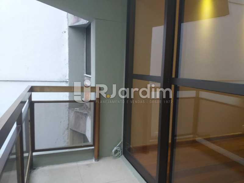 VARANDA - Apartamento - Padrão / Residencial / Leblon - LAAP32308 - 3