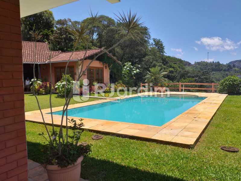 PISCINA (DETALHE 1 - Casa em Condomínio Quitandinha Petrópolis - LACN50013 - 3