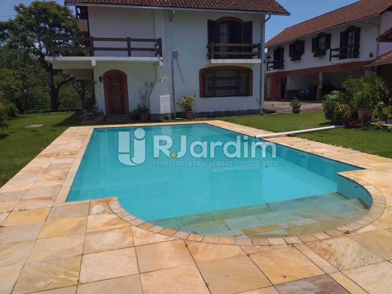 PISCINA DETALHE 2 - Casa em Condomínio Quitandinha Petrópolis - LACN50013 - 4