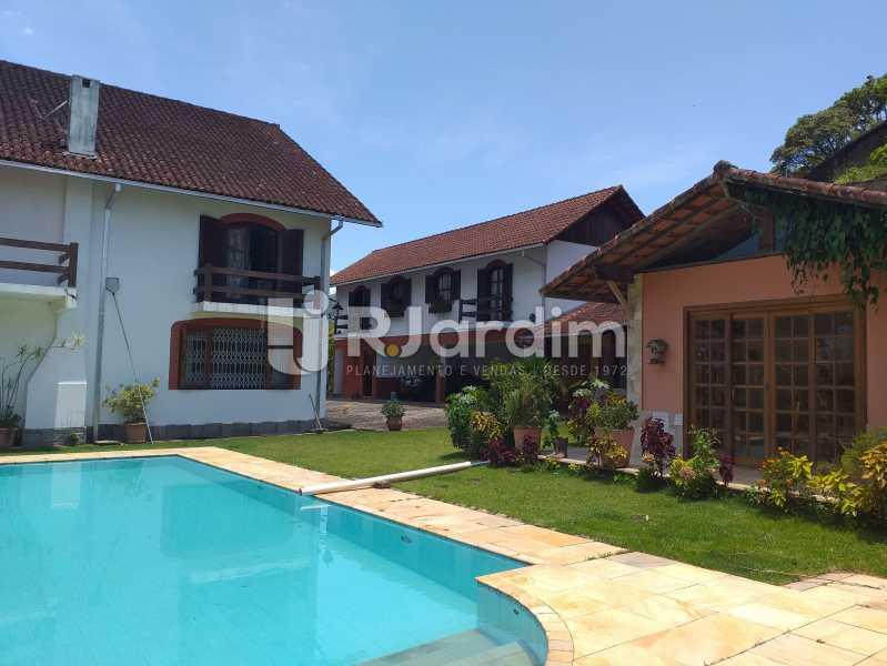 PISCINA DETALHE 3 - Casa em Condomínio Quitandinha Petrópolis - LACN50013 - 5
