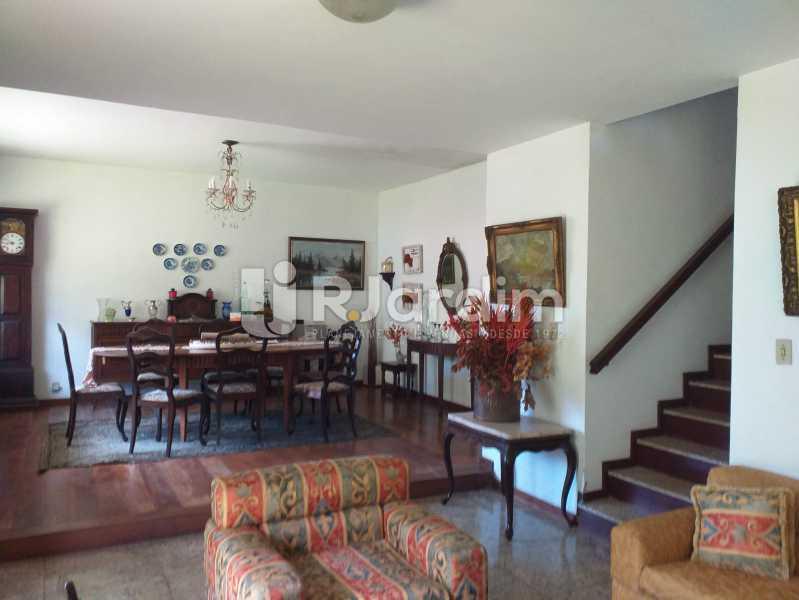 SALA DE JANTAR - Casa em Condomínio Quitandinha Petrópolis - LACN50013 - 8