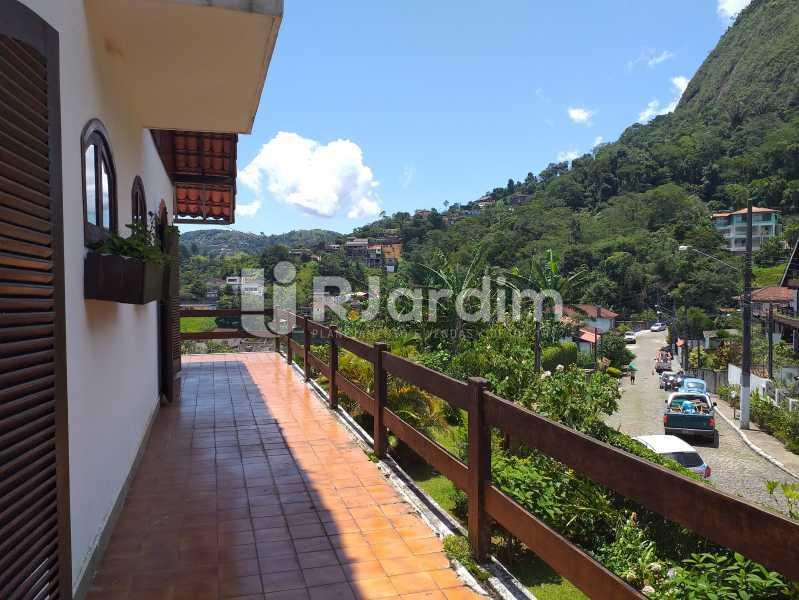 VISTA DA SUITE 1 - Casa em Condomínio Quitandinha Petrópolis - LACN50013 - 12