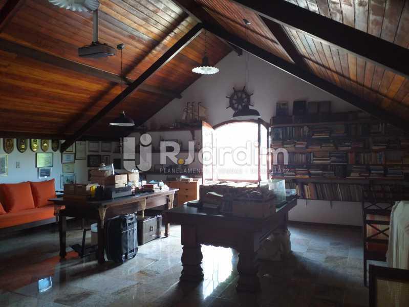 3ª ANDAR SALÃO DE JOGOS (1) - Casa em Condomínio Quitandinha Petrópolis - LACN50013 - 21