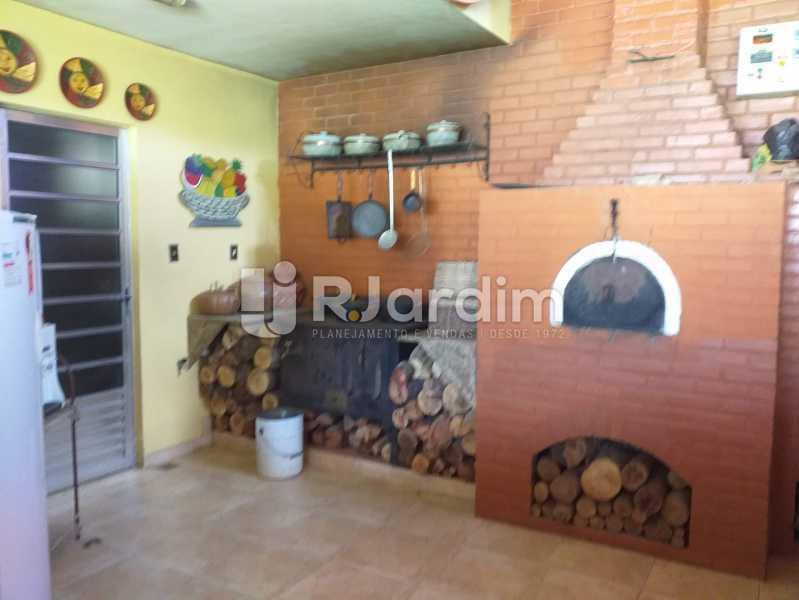 FORNO DE PIZZA E FOGÃO À LENHA - Casa em Condomínio Quitandinha Petrópolis - LACN50013 - 25