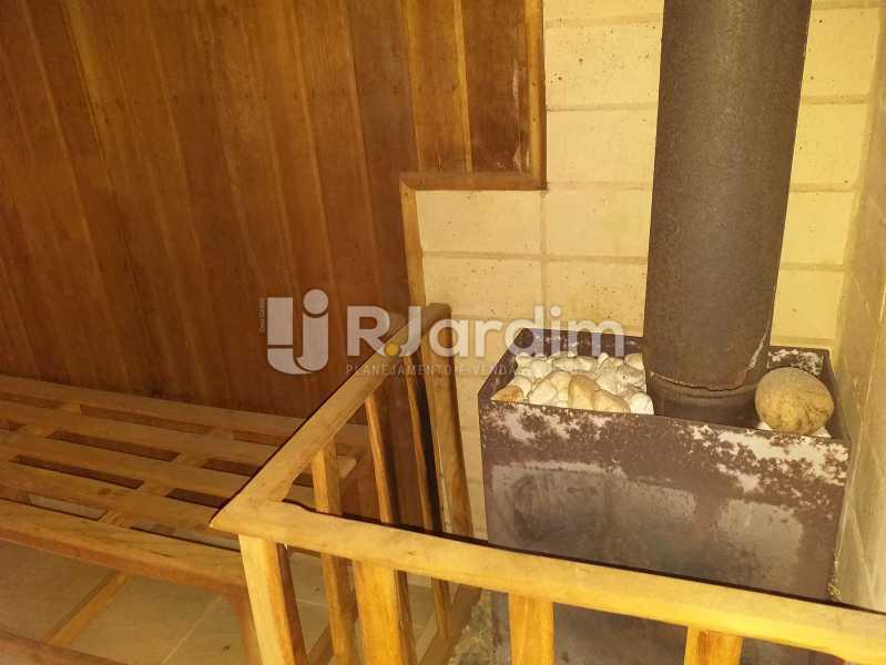 SAUNA DETALHE 2 - Casa em Condomínio Quitandinha Petrópolis - LACN50013 - 30
