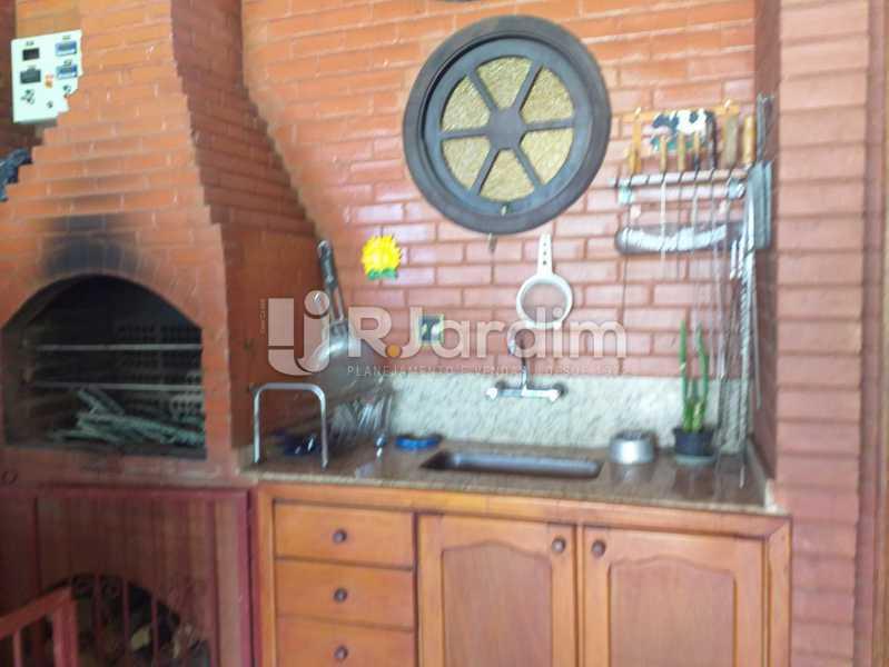 CHURRASQUEIRA - Casa em Condomínio Quitandinha Petrópolis - LACN50013 - 27