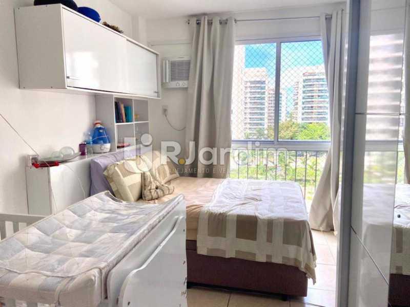 suíte - Apartamento À Venda Avenida Vice Presidente Jose Alencar,Barra da Tijuca, Zona Oeste - Barra e Adjacentes,Rio de Janeiro - R$ 520.000 - LAAP21663 - 10