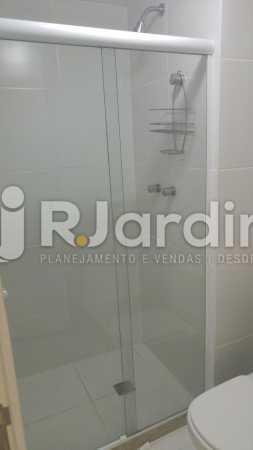 banheiro suíte - Apartamento À Venda Avenida Vice Presidente Jose Alencar,Barra da Tijuca, Zona Oeste - Barra e Adjacentes,Rio de Janeiro - R$ 520.000 - LAAP21663 - 14