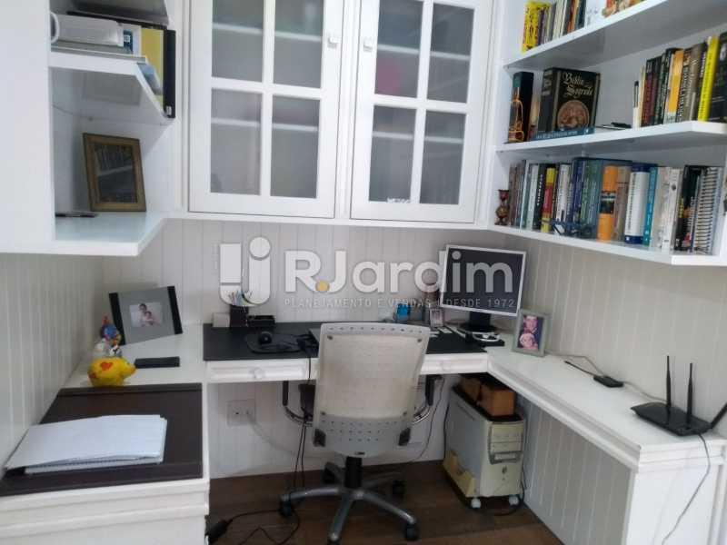 escritório  - Apartamento Copacabana 3 Quartos - LAAP32317 - 13