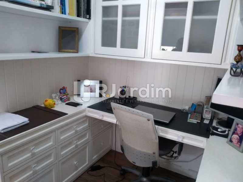 escritório  - Apartamento Copacabana 3 Quartos - LAAP32317 - 14