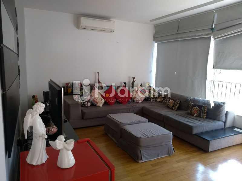 sala / segundo ambiente  - Apartamento Copacabana 3 Quartos - LAAP32317 - 5