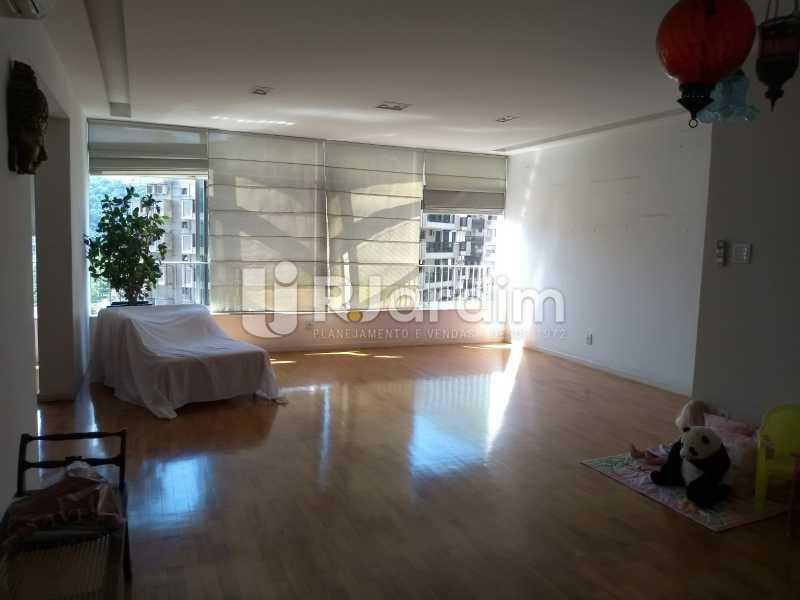 sala / entrada social  - Apartamento Copacabana 3 Quartos - LAAP32317 - 4