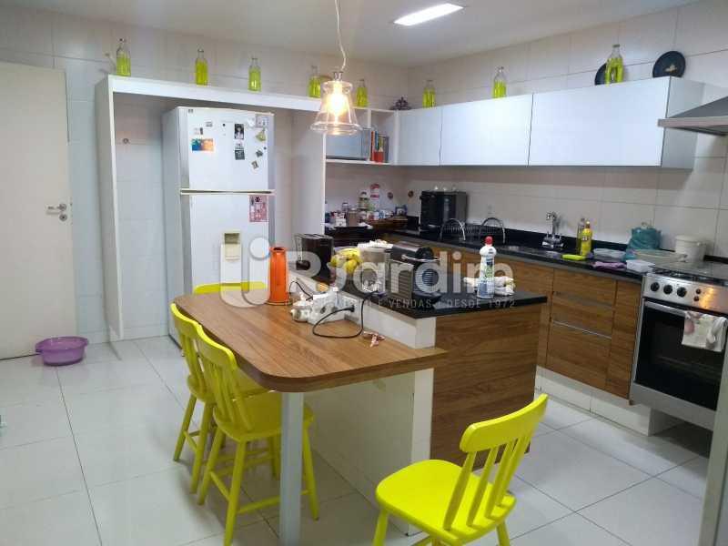 cozinha  - Apartamento Copacabana 3 Quartos - LAAP32317 - 20