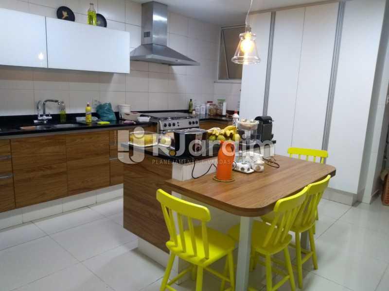 cozinha - Apartamento Copacabana 3 Quartos - LAAP32317 - 21