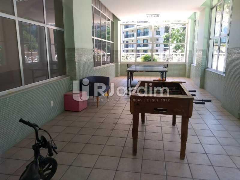 salão de jogos  - Apartamento Copacabana 3 Quartos - LAAP32317 - 28