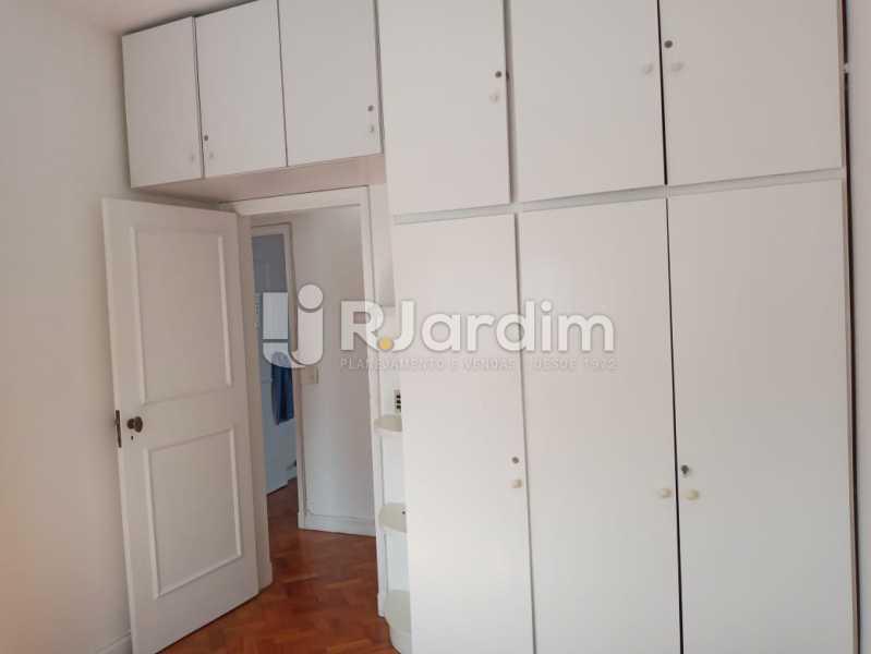 QUARTO - Apartamento Ipanema 3 Quartos Aluguel Administração Imóveis - LAAP32318 - 15