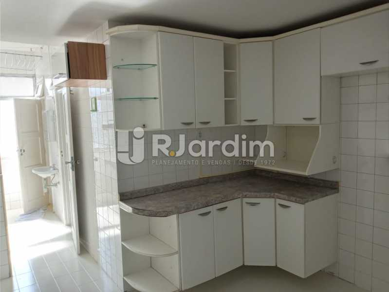 COZINHA - Apartamento Ipanema 3 Quartos Aluguel Administração Imóveis - LAAP32318 - 20