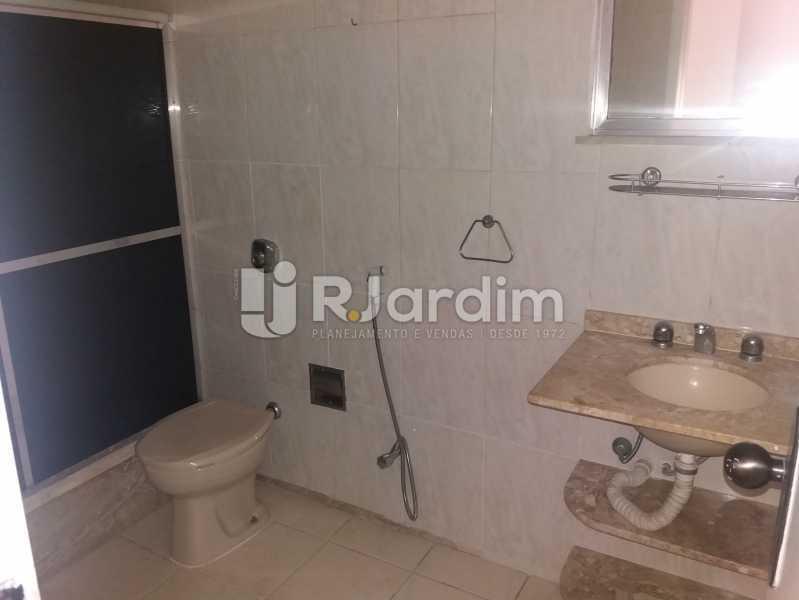 Banheiro 1 - Apartamento Leblon 3 Quartos - LAAP32324 - 12